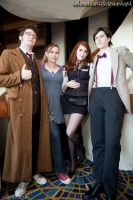 Best of Friends. - Doctor Who by HelenaTears