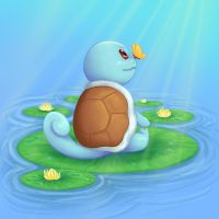 Squirtle by LeGray