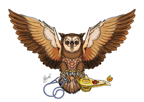 Owl by Zzacchi