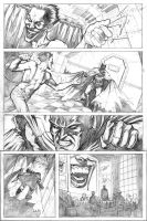 Batman R.I.P. Page 1 by craigcermak