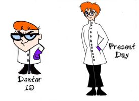 Dexter Then To Now by AmandaTaylor