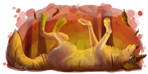 Welcome Autumn by Foxface-x3