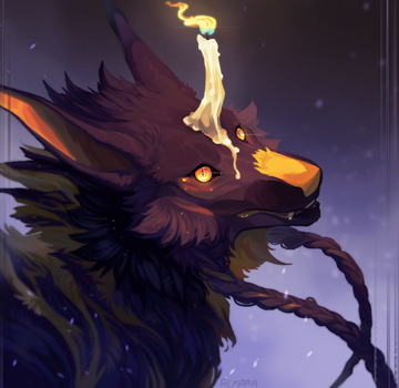 Headshot:. Samhain by Remarin