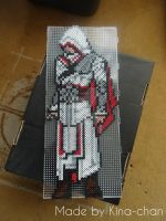 Assassin's Creed Perler Beads #2 by Teti2000