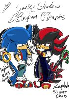 .:Sonic And Shadow KH Style:. by BullSwag