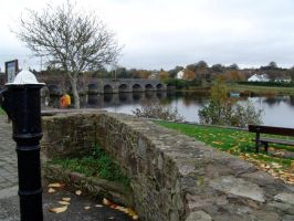 O'Briensbridge, Co. Clare by setanta5