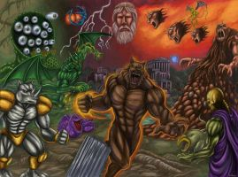 Altered Beast (Rise From Your Grave) by SoulStryder210