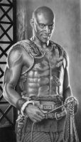Peter Mensah by markstewart