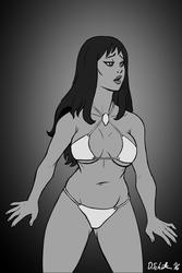 Teegra line by EnigmaBerry