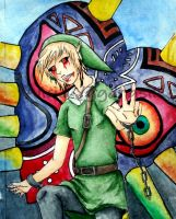 BEN Drowned by AliciaYggdrasill