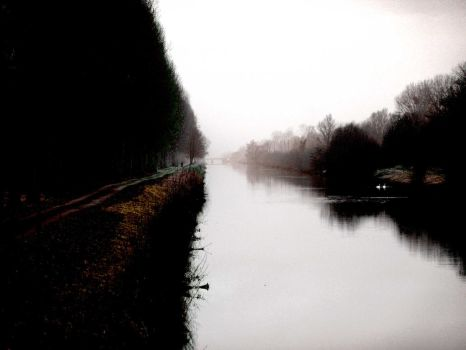 Canal by Sylvestre001