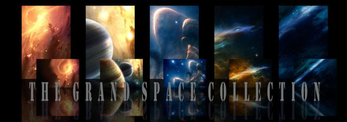 The GRAND Space Collection by tadp0l3