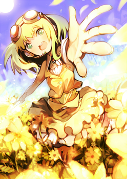 GUMI by keijo2
