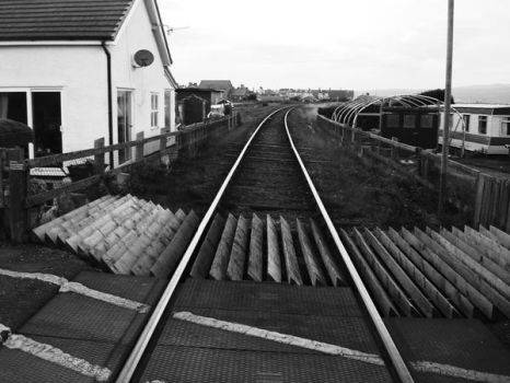 Wrong Side of the Tracks by Raven-Madison-1993
