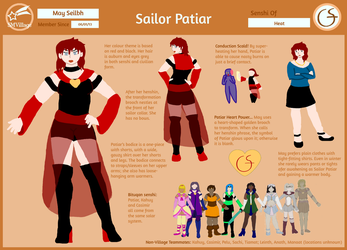 Sailor Patiar Reference by maycelestia