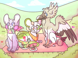 Chocolate Egg Event by pawpplio