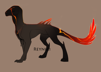 Creature AUCTION (CLOSED) by Reyniki