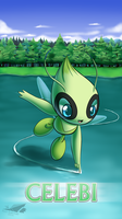 Pokemon 20th Anniversary- Celebi