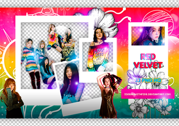 Pack Png 397 | Red Velvet | #9 by IDreamWithFire