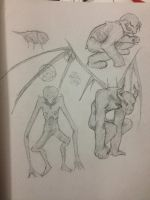 Demon concepts by person54901