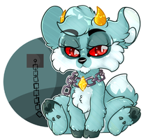 Ghost Ixi by Adoeable