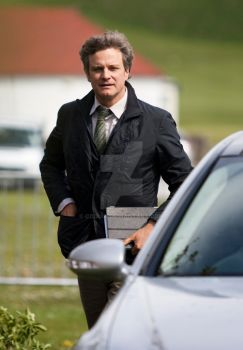 Colin Firth by Coquin