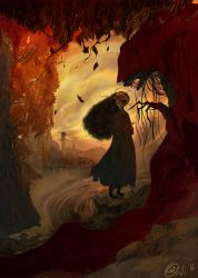 The Fall Witch by CountANDRA