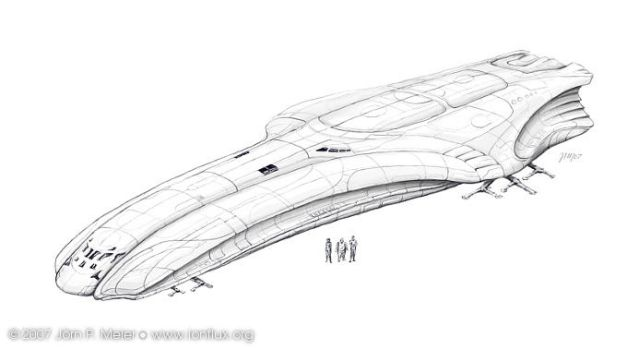 Xegity: Large Shuttle by IonfluxDA