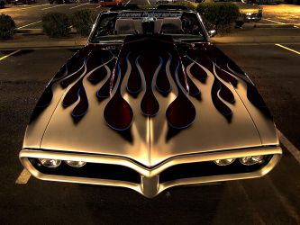 Sinister Firebird by Swanee3