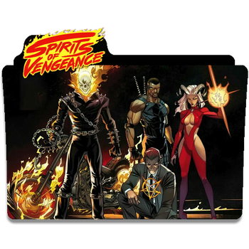 Spirits Of Vengeance 2 by DCTrad