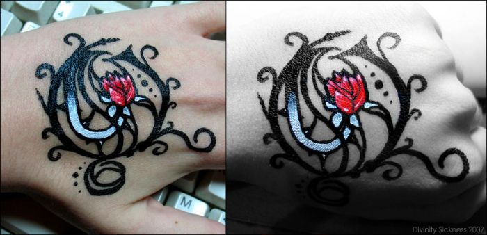 Opeth Rose by GothicXpress