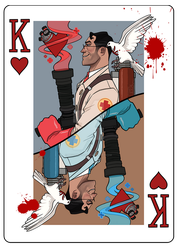 TF2 - King of Hearts by protowilson