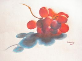 Grapes by Leanne0815
