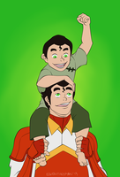 If You Could See Yourself Now - Bolin by elven-thespian