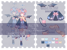 [CLOSED_AUCTION] Dulcei Adopt Collab by Himetochan