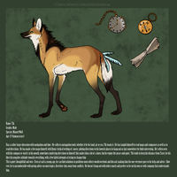 - Tik - Reference Sheet by Krysiilys