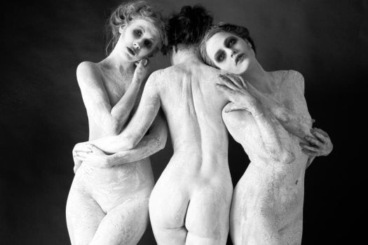 The Three Graces by Solus-Photography