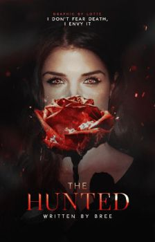Wattpad Cover 14 | The Hunted by LotteHolder