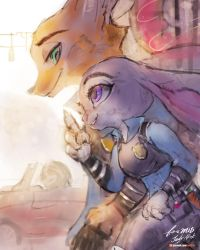 [Practice] Zootopia by girlsay