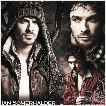 Ian Somerhalder Photoshoot by XxJer3mxX