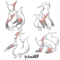 Asterisk sketches by Protocol00