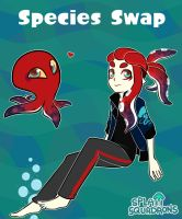 SS:Species Swap [Guiren] by Void-Punk