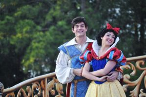 Snow White and Prince's Smiles by BellesAngel