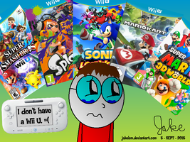 I don't have a Wii U by jakelsm