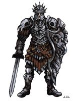 Chaos Legionnaire by TheLivingShadow