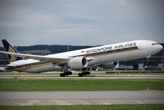 Singapore Airlines by Pilots