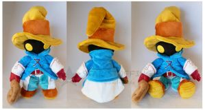 Vivi (2015) Plush *SOLD* by StarMassacre
