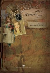 anna's diary cover by mondofragile