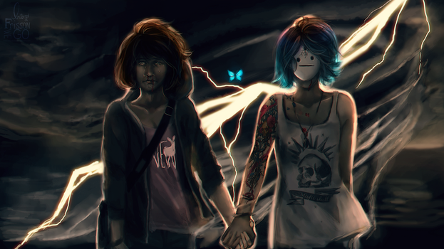 Cry plays Life is Strange Ep 5 by IntoTheFrisson