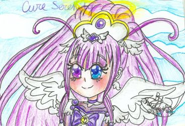 Request: Cure Serenity by SHADOWFAN2345